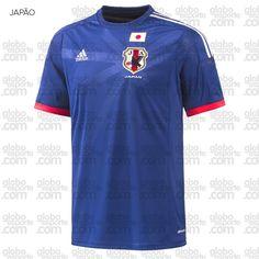 Japan 2014 World Cup Home Shirt