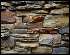 Exterior Siding - Rustic Ledge by Cascade Stone