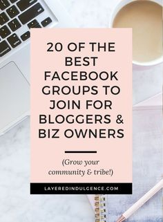 Facebook communities are a great way to make connections, build relationships, network, and grow your blog like never before. Learn business advice, business strategy, and find blogging support and blogging tips! Facebook is an awesome social media medium