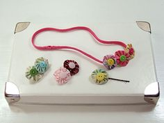 yo-yo headbands...i can use my scrap material to whip these up