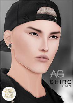 Shiro Skin (MOM Event) | by Avi-Glam