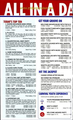 1000 Images About Cruise Packing List On Pinterest  Cruises Carnivals And