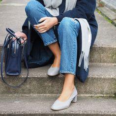 zapatos cómodos son un MUST para viajar