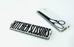 Concord kitchen scissors, 1968 - Robert Welch