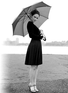 Ok, not a pinup. More of the Mod Chic style. Zooey Deschanel