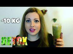 Cum sa slabesti 10 kg in 21 de zile | Suc pentru detoxifierea colonului - YouTube Youtube, Film, Health, Instagram, Loosing Weight, Weights, Per Diem, Movies, Film Stock