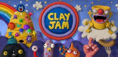 Go mad over clay in Clay Jam app! #Android #games #appreview http://shar.es/hnjPz