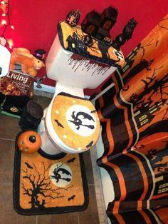 1000 Images About Halloween Bathroom Decor On Pinterest Halloween Bathroom