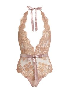 Pinterest @esib123  #lingerie  L'Agent By Agent Provocateur Iana Playsuit #lingerie #figleaves #backstagepass