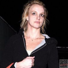 7. #Britney Spears - 35 #Shocking Pictures of Hot #Celebrities without #Makeup ... → #Beauty #Betty