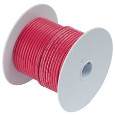 Ancor Red 14 AWG Tinned Copper Wire - 250'