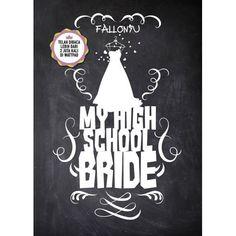 Novel Wattpad, My High School, Self Publishing, Bookstagram, Free Ebooks, Novels, Bride, Bibliophile, Pdf