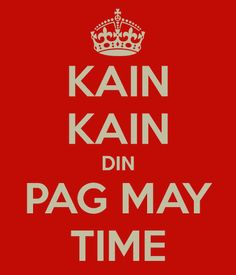 #PAGMAYTIME: Kain kain pag may time. Selfie selfie pag may time. Killing buzzwords pag may time. We get it! you do stuff when you have time. We all do stuff when we have time. We even procrastinate on doing stuff pag may time! Selfie Selfie, We Got It, What Is Hot, Hashtags, Have Time, Stuff To Do, Online Business, Tops