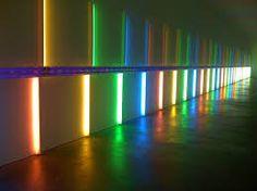 Image result for fluorescent tube artwork