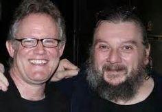Coenie de Villiers en Lucas Maree