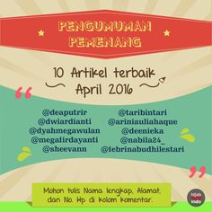 Winner Announcement for Giveaway @hijabootdindo.