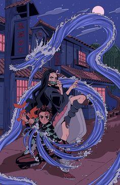 you will not be whole_%^ until you fear nothing>~ Manga Anime, Fanarts Anime, Anime Demon, Otaku Anime, Anime Art, Manga Art, Animes Wallpapers, Cute Wallpapers, Arte 8 Bits