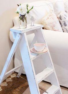 Kiva idea yöpöydäksi