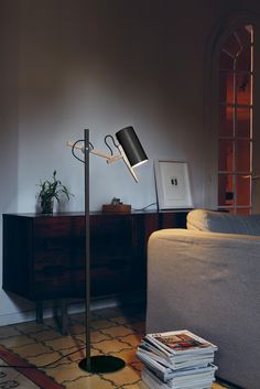 SCANTLING FLOOR LAMP - Designer Reading lights from Marset ✓ all information ✓ high-resolution images ✓ CADs ✓ catalogues ✓ contact information..