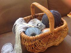 basket full of bliss. Finding Joy, Wicker Baskets, Bliss, Home Decor, Decoration Home, Room Decor, Home Interior Design, Home Decoration, Woven Baskets