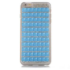 The United States of America Light Blue Bling iPhone 6S Cases & iPhone 6S Plus Cases  | Apple iPhone6S Cases