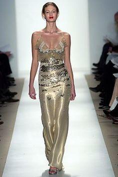 Badgley Mischka Fall 2004 Ready-to-Wear Fashion Show Collection