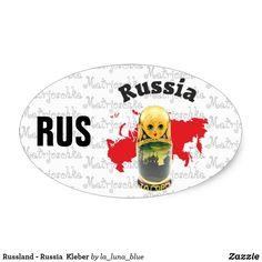Russland - Russia  Kleber