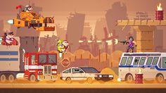 Лучшие инструменты и трюки от гуру пиксель арта — Компьютерная графика и анимация — Render.ru