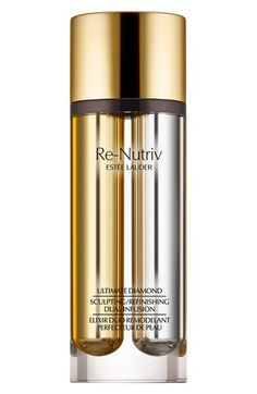 Spoiled! Estée Lauder 'Re-Nutriv' Ultimate Diamond Sculpting/Refinishing Dual Infusion available at #Nordstrom