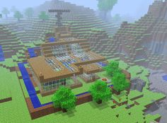 How To Build Amazing Minecraft Houses make some adjustments when you actually build