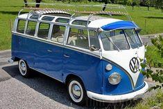 Vintage VW T1 Bus Samba for rent - - #CarsandMotorcycles Vw Camper Bus, Volkswagen Bus, T1 Bus, Volkswagen Transporter, Volkswagen Beetles, Vw T5, Ford Thunderbird, Vw T1 Samba, Vw Minibus