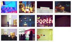 Samaher tariq blog post about yogette grand opening social activities