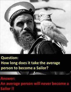 ⚓️ Royal Canadian Navy, Royal Australian Navy, Royal Navy, Navy Day, Go Navy, Smart Quotes, Badass Quotes, Smart Sayings, Military Humor