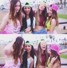 Alisha ♡ Gabi ♡ Sierra ♡ Niki ♡