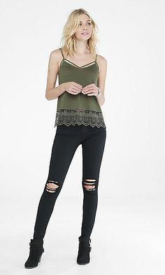 Camis and Tanks for Women | EXPRESS