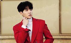 血, 汗, 淚 — bwiboo: 2/365 days of hyung line : red with...