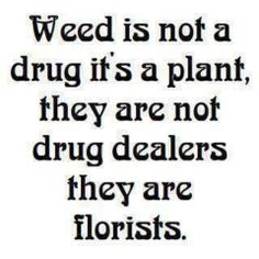 Let's get it right people! #marijuana