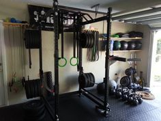 33a9ae5471accd How To Build An Crossfit Garage Gym Packages Nice crossfit