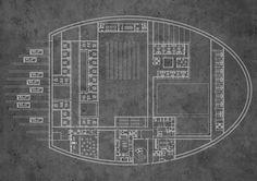 képek: A tér, mint nevelési eszköz a börtönben