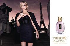 Muzyka z reklamy perfumy YSL Parisienne
