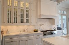 Kitchen Photo by CiuffoCabinetry - Homeclick Community White Kitchens, Dream Kitchens, Cabinet Island, Rev A Shelf, Design Your Kitchen, Island Design, Kitchen Trends, Kitchen Photos, Kitchen Cabinetry