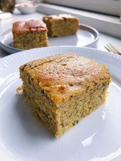 Good Healthy Recipes, Sweet Recipes, Cake Recipes, Dessert Recipes, Low Carb Sweets, Healthy Desserts, Danish Dessert, Food Crush, Food And Drink