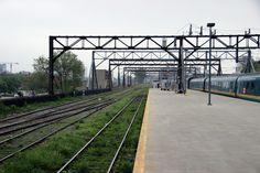 Switching trains! Goodbye Montreal, hello Toronto! #Montreal #Toronto #BuildStrongCities