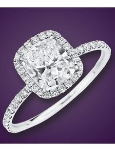 50 Amazing Engagement Rings : Lucky Magazine