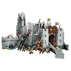 LEGO Lord of The Rings The Battle of Helm's Deep