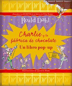 Roal Dahl. 'Charlie y la fabrica de chocolate' de editorial Combel