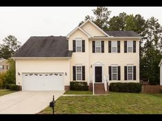 JUST LISTED!!! Beautiful home in Croketts Ridge of Apex, NC . $250,000, 2214SQFT, 3bed w/ bonus, 2.5 baths. Updated kitchen w/ maple cabinets and SS appliances. Freshly painted!  Call me to view!! 919-538-6477  www.acolerealty.com  OPEN HOUSE THIS SUNDAY 9/21    1-3pm  #newlisting #crockettsridge #apex #home #angiecole #acolerealty #wakecounty #kw #realtor