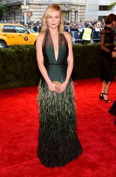 Kirsten Dunst in Louis Vuitton