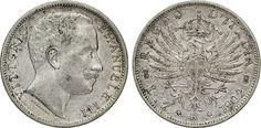NumisBids: Numismatica Varesi s.a.s. Auction 65, Lot 710 : SAVOIA - VITTORIO EMANUELE III (1900-1946) 2 Lire 1902 Roma. Pag....