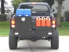 Aluminess Drop Center Bumpers - Rear w/ Brush Guard & Swing Arms Jeep Truck, Truck Bed, Pickup Trucks, Truck Bumper, Toyota Lift, Travel Buggy, Toyota Tundra, Toyota Tacoma, Bug Out Vehicle
